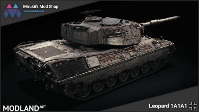 Mirukii's Leopard 1A1A1 Remodel [1.5.1.0], 2 photo
